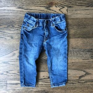 H&M baby jeans!